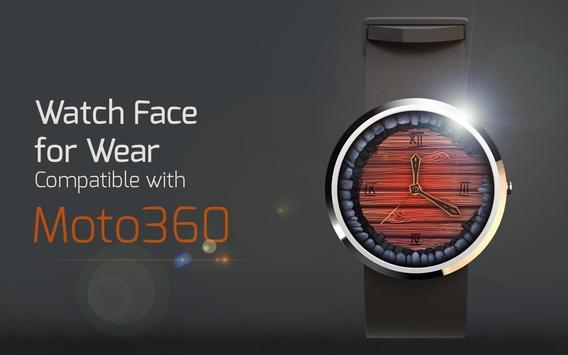Watch Face for Wear screenshot 6