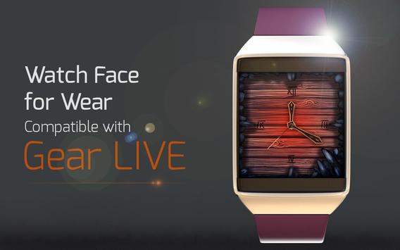 Watch Face for Wear screenshot 8