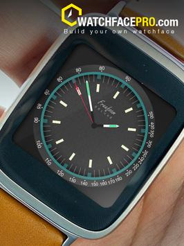 Watchface Freefoam apk screenshot