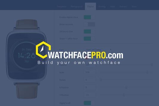 Watch Face Optificio apk screenshot