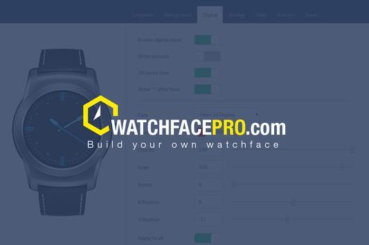 Watch Face Submarine apk screenshot