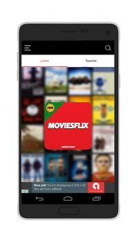 MoviesFlix screenshot 1