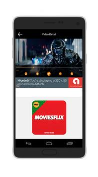 MoviesFlix screenshot 3