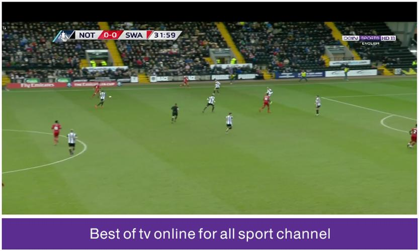 Sport Live Internet