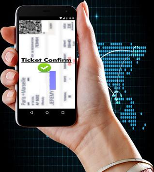 Free Flight Tickets Prank apk screenshot