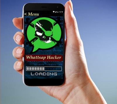 Hack Whattsap Prank screenshot 1