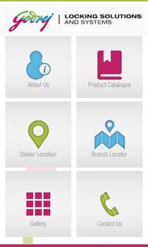Godrej Lockss Product Catalog poster