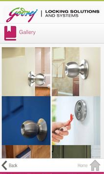 Godrej Lockss Product Catalog apk screenshot