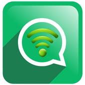 واتس آب بدون انترنت - واتساب ويب مجانا icon