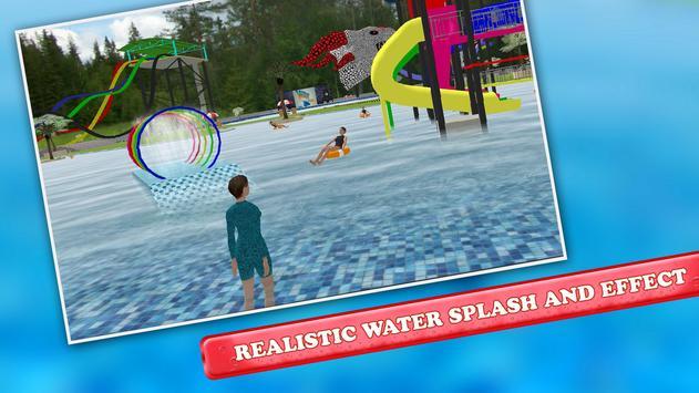 Water Park 2 : Water Stunt Adventure & Rides screenshot 1