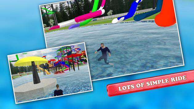 Water Park 2 : Water Stunt Adventure & Rides screenshot 2