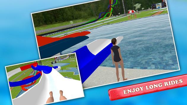 Water Park 2 : Water Stunt Adventure & Rides screenshot 4