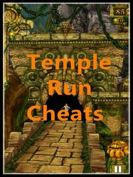 Guide for Temple Run poster