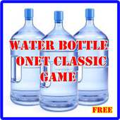 Water Bottle Onet Classic Game icon