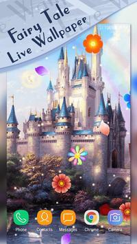 Fairy Tale Live Wallpaper apk screenshot