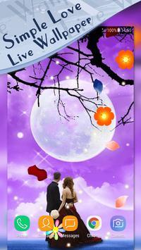Magic Love Ripple Live Wallpaper poster