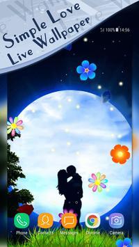 Magic Love Ripple Live Wallpaper apk screenshot