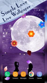 Magic Love Ripple Live Wallpaper screenshot 2