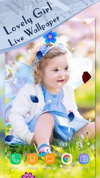Magic Wave - Cute Girl poster