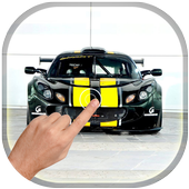 Magic Touch - Racing Cars LWP icon