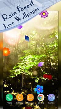 Magic Ripple - Rain Forest LWP screenshot 3