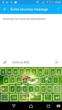 Water Drop best Keyboard apk screenshot