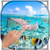 Underwater World Live Wallpaper icon