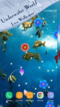 Underwater World screenshot 1