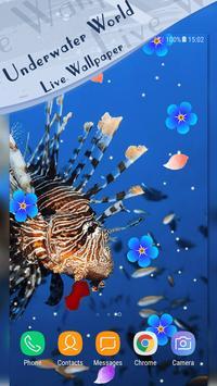 Underwater World screenshot 2
