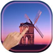 Windmill Energy Live Wallpaper icon