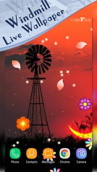 Windmill Energy Live Wallpaper screenshot 1