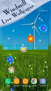 Windmill Energy Live Wallpaper apk screenshot