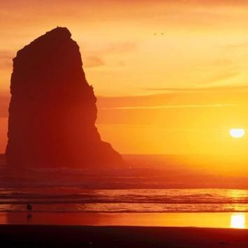 Sunsets Mare Water LWP apk screenshot