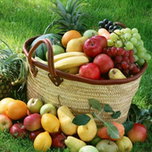 Fruit Water LWP icon