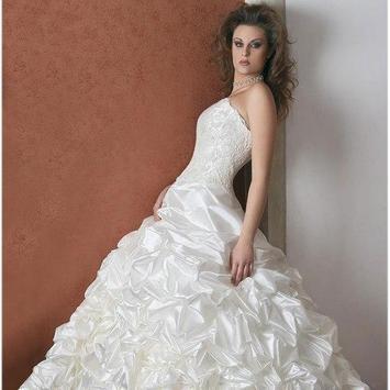 Wedding dresses Water LWP poster
