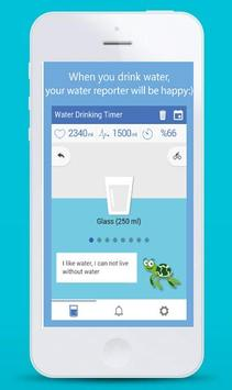 Water Drink Reminder apk screenshot