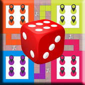 Ludo and Snakes Ladders icon