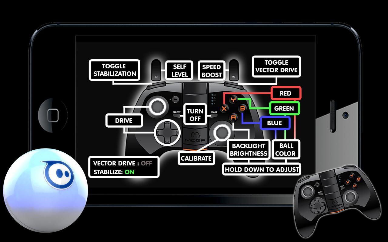 Sphero Controller for Android - APK DownloadXbox 360 Controller App Apk