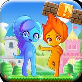 FireWater Boy & Girl Adventures icon