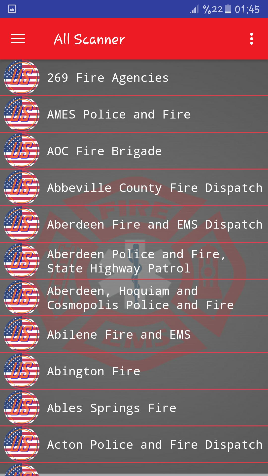 Fire And EMS Scanner for Android - APK Download