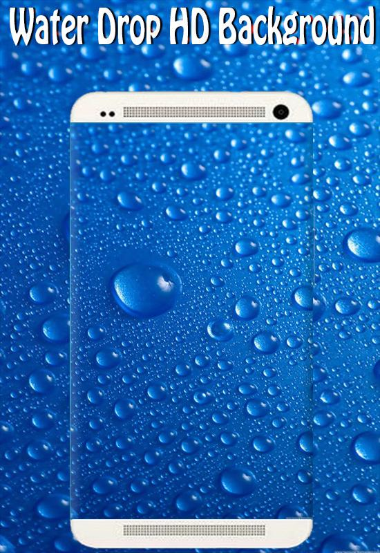 Water Drop Hd Wallpaper Beautiful Background For Android Apk Download