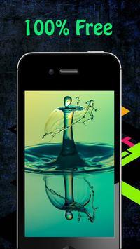 Water Drops Wallpapers apk screenshot