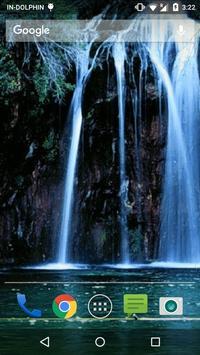 Waterfall Ripple LiveWallpaper screenshot 2