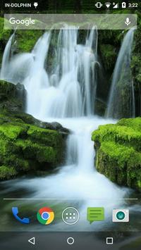 Waterfall Ripple LiveWallpaper screenshot 3