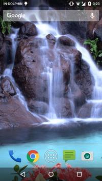 Waterfall Ripple LiveWallpaper screenshot 4