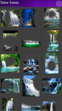Waterfall Photo Frame apk screenshot