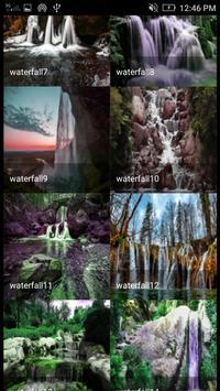 Waterfall Live Wallpaper ProHD poster