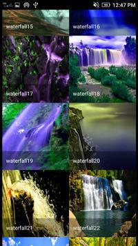 Waterfall Live Wallpaper ProHD screenshot 1