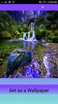 Waterfall Live Wallpaper ProHD screenshot 3