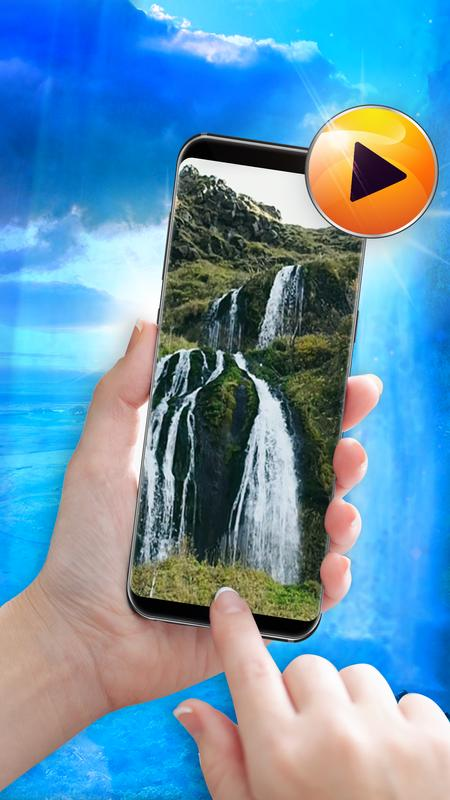 Download 8700 Wallpaper Pemandangan Air Terjun Bergerak Gratis
